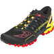La Sportiva M's Bushido Shoes Black/Yellow